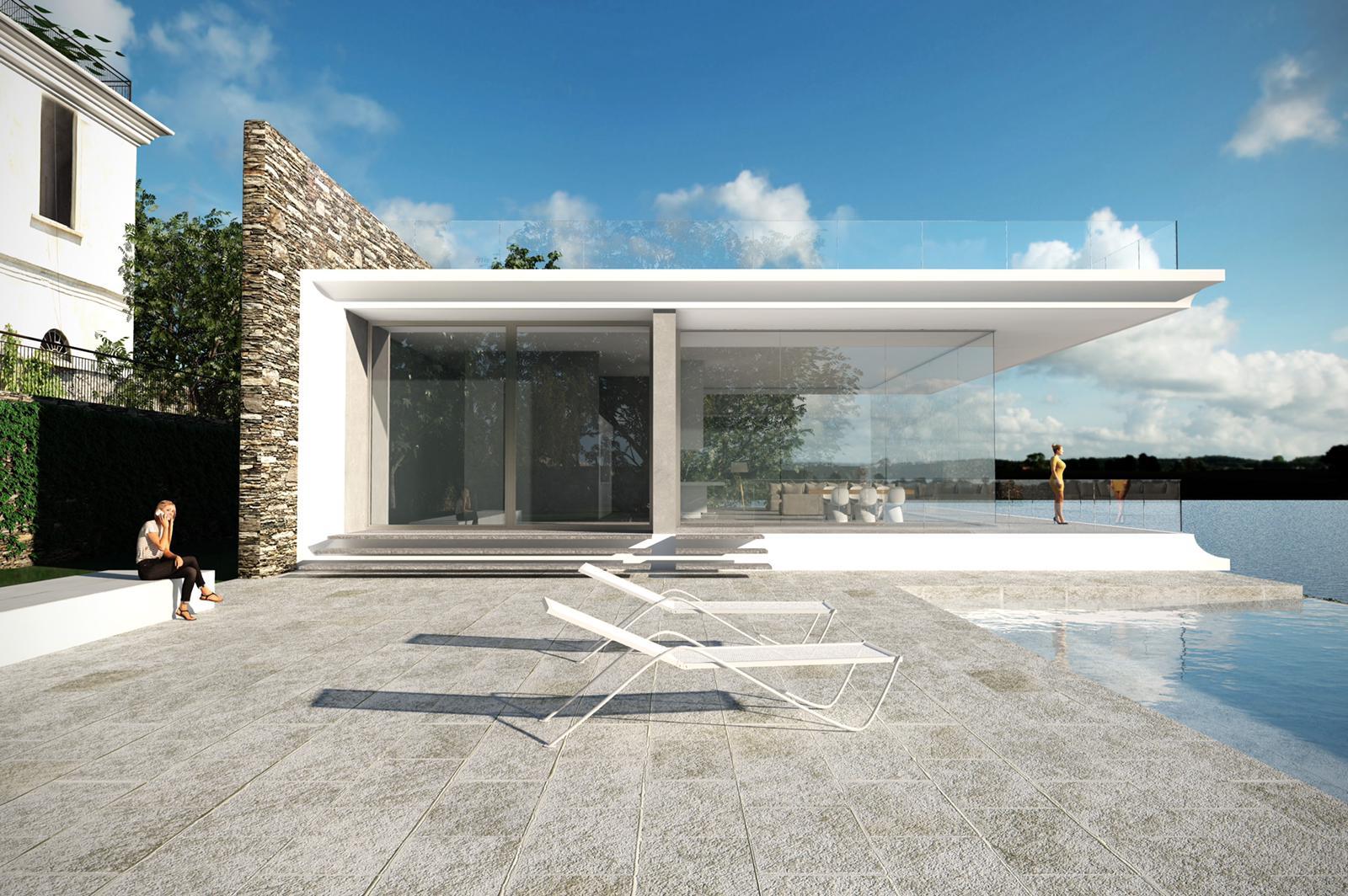 Villa sul lago in vendita su Stresa Luxury Real Estate