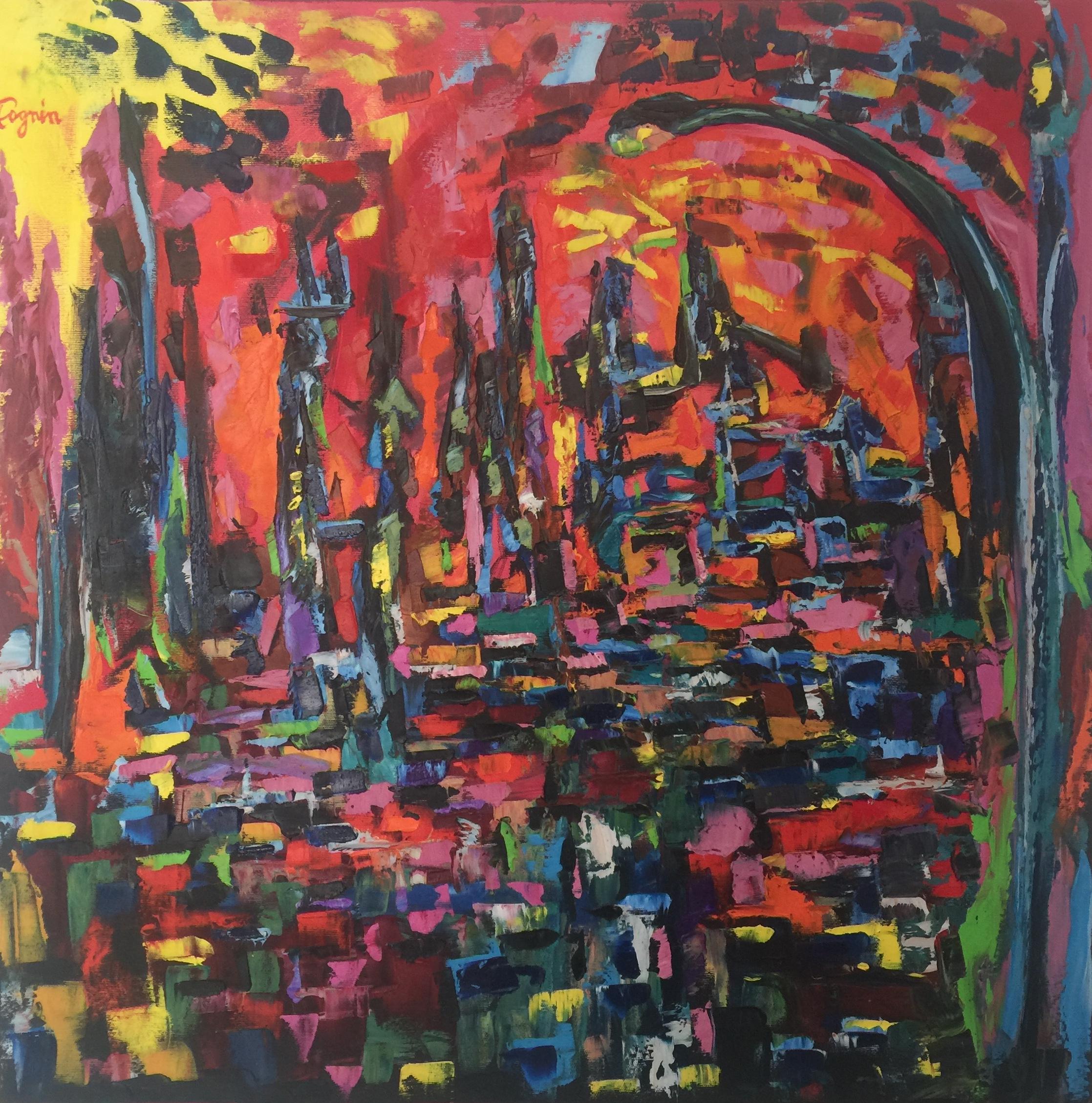Comprare quadri espressionisti